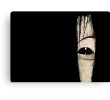 Sadako eye Canvas Print