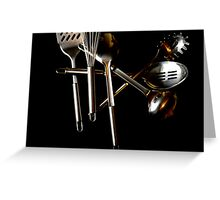utensil Greeting Card