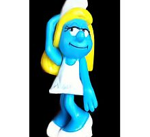 SMURFETTE IPHONE CASE by ╰⊰✿ℒᵒᶹᵉ Bonita✿⊱╮ Lalonde✿⊱╮