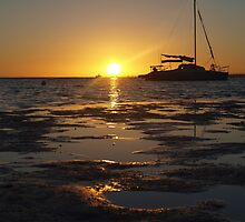 Dunsborough Sunrise by kalaryder