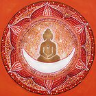 Buddha : Sacral Chakra  by danita clark
