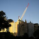 thee cranes ov Brisbane 2013 DAILY TOUR - Day 6 by Craig Dalton