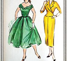 Style: 75 years ago...#2 by George Petrovsky