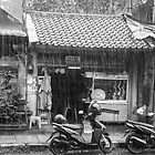 ........ And it Rains in Ubud #1 by Ivan Kemp