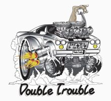 double trouble by Frank Bondin