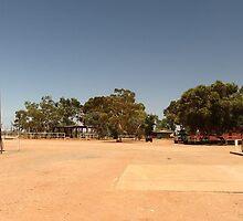 Curtin Springs Petrol Stop, NT by Mandy Gwan