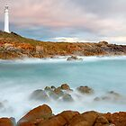 Point Hicks Lighthouse, Croajingolong National Park, Victoria, Australia by Michael Boniwell