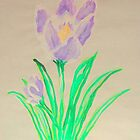 Crocus by amybcraft77