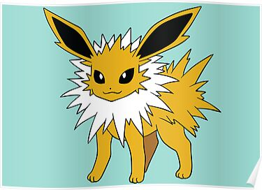Jolteon by Clinkz