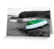 Tynemouth Bay Greeting Card