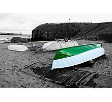 Tynemouth Bay Photographic Print