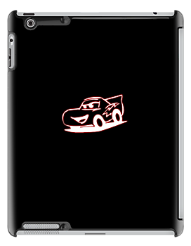 I Heart Cars Land (Classic Logo) (Inverted) by ShopGirl91706