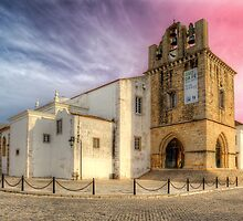 SE Cathedral Faro by manateevoyager