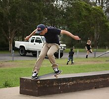 Half-Cab To K-Grind by reflector