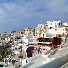 Santorini beauty by Paige