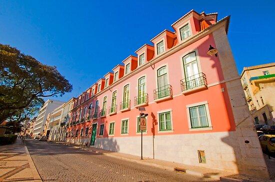 Rua Presidente Arriaga by terezadelpilar~ art & architecture