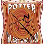 Egyptian Hall Presents Potter by SprayPaint