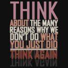 Think by Lee Edward McIlmoyle