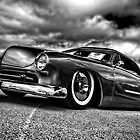 1951 Chopped & Dropped Ford Coup in HDR by MKWhite