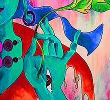 """Arya Tara 2"" by Kevin J Cooper"