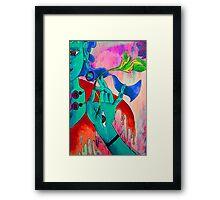 """""""Arya Tara 2"""" Framed Print"""
