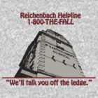 Reichenbach Helpline (US) by FandomsFriend