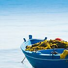Corfu Fishing Boat by CPProPhoto