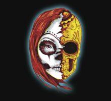 skull girl by Rufs