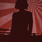 Silhouette red by Errne