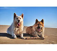Sticky Beach Photographic Print