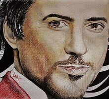 Robert Downey Jr by Laulau4Lor