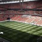 Wembley by misterpep