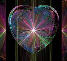 Kaleidoscope Heart by Chazagirl