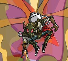Spray the Colors!! by Ruben Rade