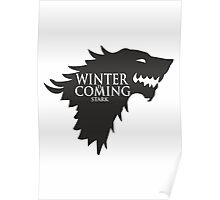 Game of Thrones - Stark house Poster