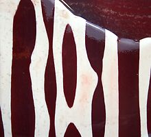 """Day 7   365 Day Creative Project  """"Zebra Rock"""" by Robyn Williams"""