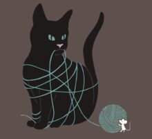 Caught Cat T-Shirt