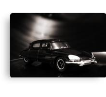Citroën DS Canvas Print