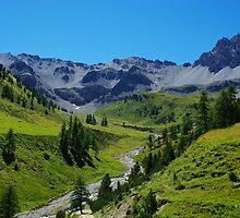 Switzerland by Claudio Del Luongo