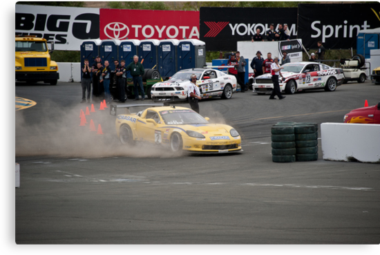 Corvette - Out of Control by DaveKoontz
