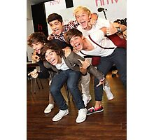 One Direction #2 Photographic Print