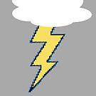 A lot like Lightning by msciaranoelle