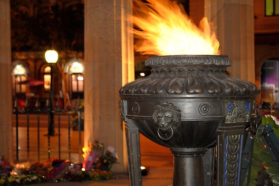 Eternal flame by ImagesbyRory