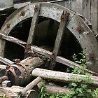Watermill Kvacanska dolina by lucifuk