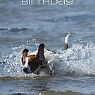 Birthday Card With Dog - Yay it's your birthday by Moonlake