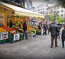 A market in Ankara. by rasim1
