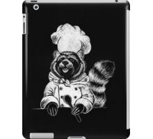 The Raccoonbear Diet iPad Case/Skin