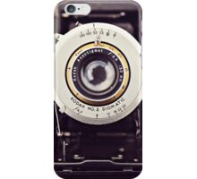 Vintage Kodak iPhone Case/Skin