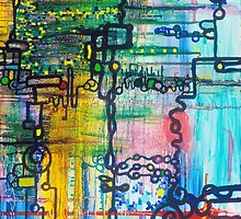 In Nerdly Color by Regina Valluzzi