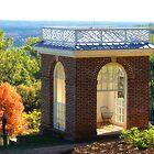 Jefferson's Windsor in Monticello's Garden by John D'Alessandro